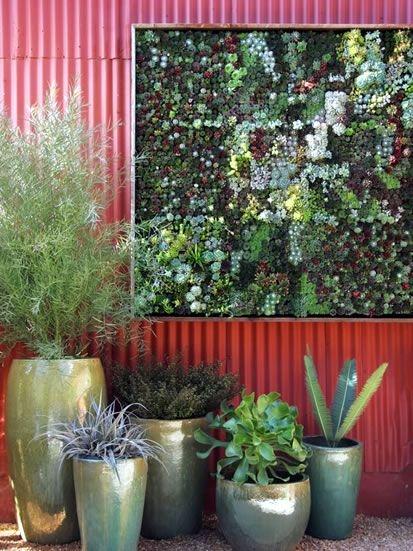 Dikey Bahçe & Yeşil Çatı