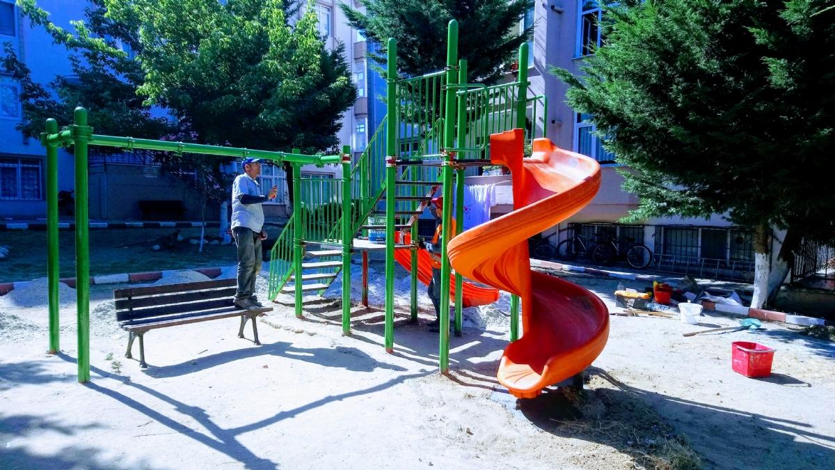 Büyükçekmece Oyun Parkı
