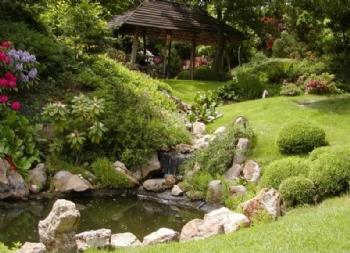 Japon Su Bahçeleri