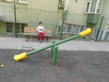 Çocuk Oyun Gurubu Bakım Onarım